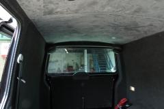VW TRANSPORTER T5T6 KOMBI REAR CARPETSUEDE LINING 1