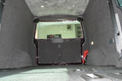 VW TRANSPORTER T5T6 KOMBI REAR CARPETSUEDE LINING 11
