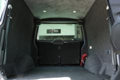 VW TRANSPORTER T5T6 KOMBI REAR CARPETSUEDE LINING 3