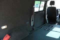 VW TRANSPORTER T5T6 KOMBI REAR CARPETSUEDE LINING 5