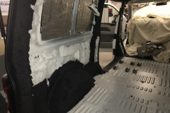 VW Transporter INSULATION (11)