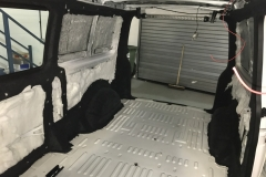 VW Transporter INSULATION (13)