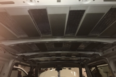 VW Transporter INSULATION
