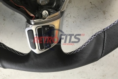 vw flat bottom mfsw white stitch (4)