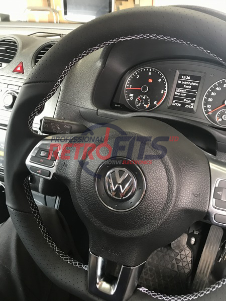 vw flat bottom mfsw white stitch (7)