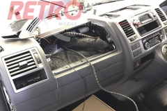 vw t5 rns510 bluetooth installation (2)