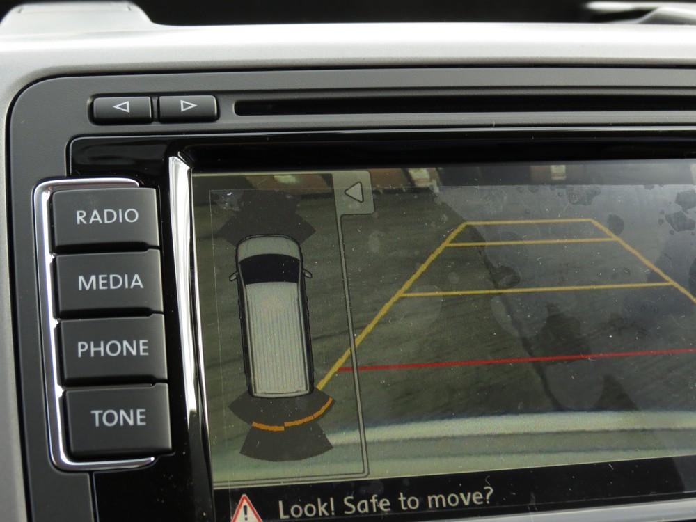 Optical Front Parking Sensors Upgrade for VW Transporter T5 2010-2015