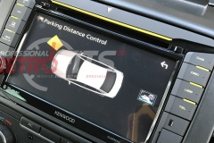 vw-t5-kenwood-dns516dabs-apple-car-play-ops-parking-sensors