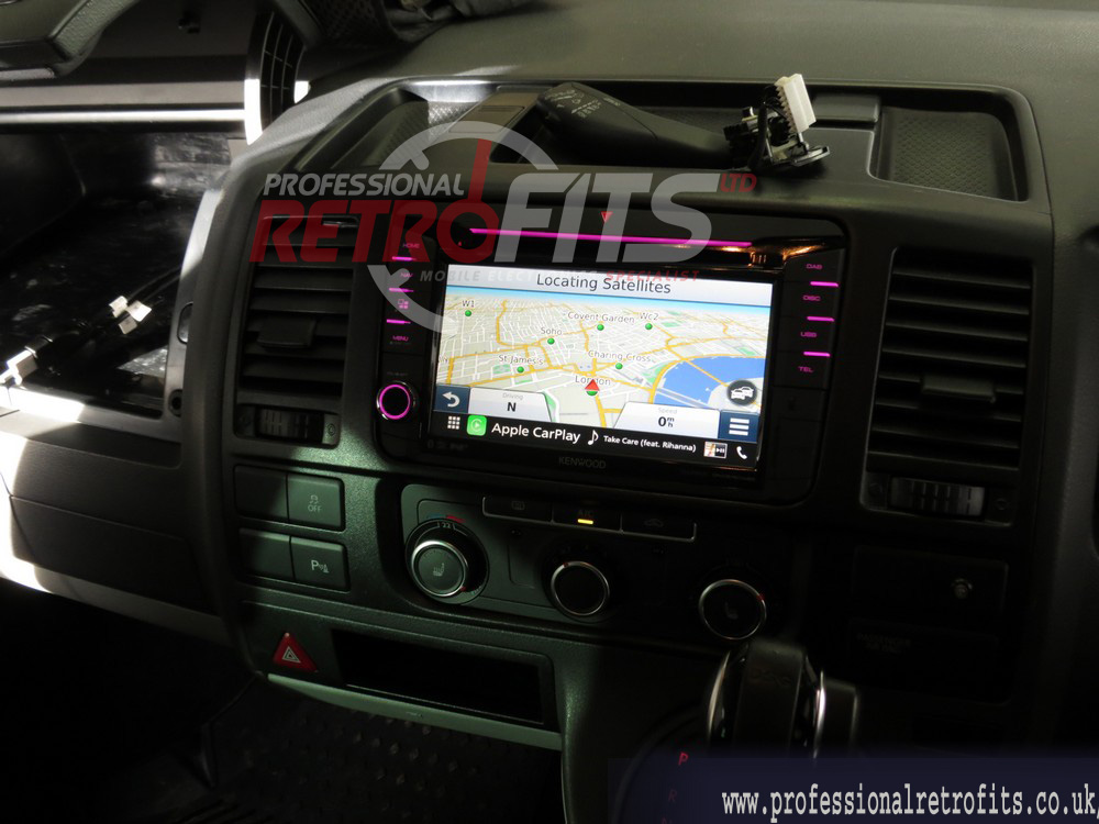 New Kenwood DNX516DABS for VW T5 1 GB and New T6