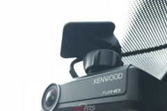 vw transporter-kenwood dashcam