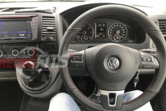 vw-t5.1-leather steering-wheel-multifunction