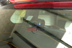 road angle halo fitted dash cam dual