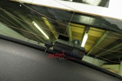 road angle halo fitted dash cam rear