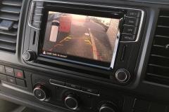 vw t6 rear view camera