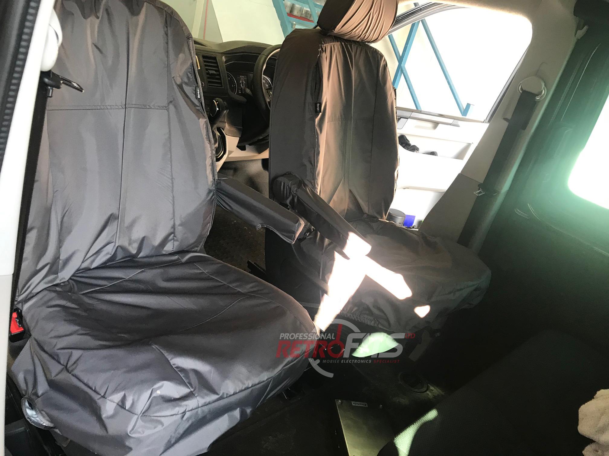 VW Transporter Swivel Seat