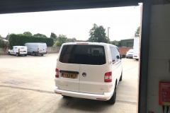 vw t5 t6 windows fitted hh mm jh
