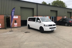 vw t5 t6 windows fitted hhg