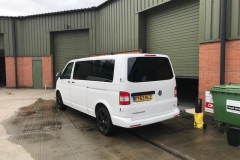 vw t5 t6 windows fitted hhgg