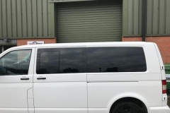 vw t5 t6 windows fitted hhl