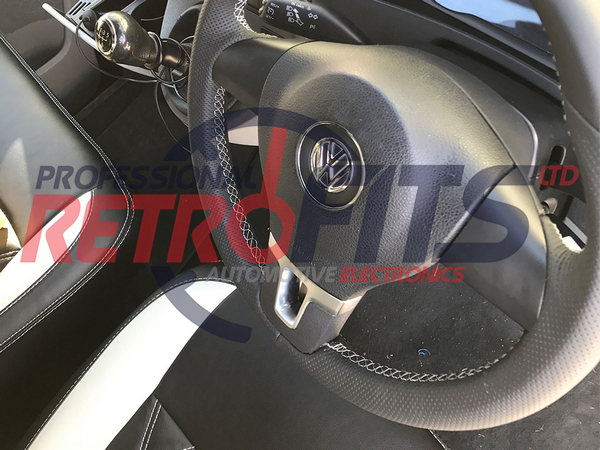 vw t5.1multi function steering wheel