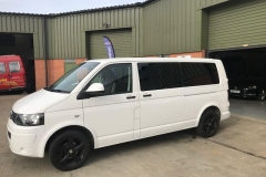 vw t5 t6 windows fitted hh mm k