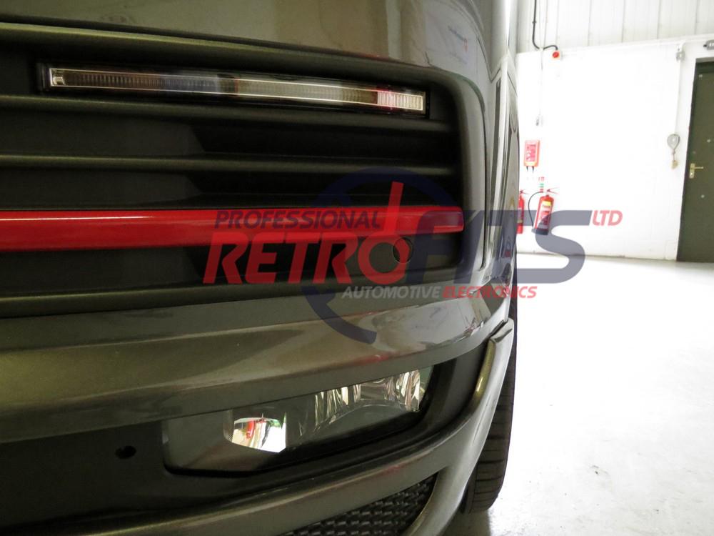 VW T5 1 Fog Lights Retrofit