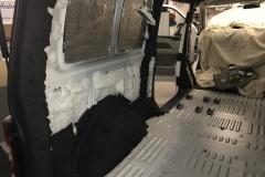 VW Transporter INSULATION (11)