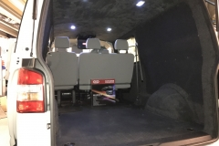 VW Transporter INSULATION & LINING SERVICE (6)