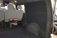 VW Transporter INSULATION & LINING SERVICE (8)