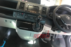 vw transporter-upgrade dashboard-unit assembled copy