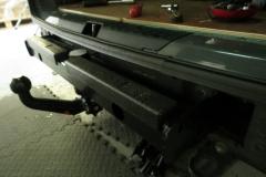 vw t6 bumper foam carriers for towbar
