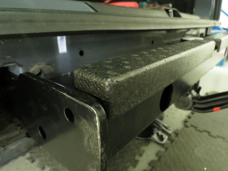 Westfalia Detachable Tow Bar For Vw T5 Wiring Kit Instructions T6 Bumper Foam Carriers Towbar 2
