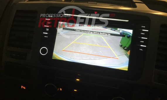 vw t5 shuttle rear view camera and kenowwd dnx516dabs install