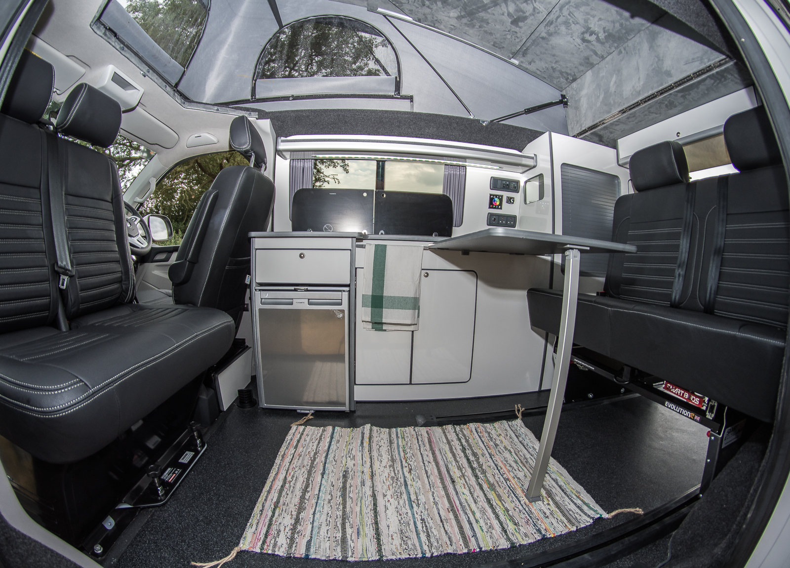 vw t5 t6 camper conversion