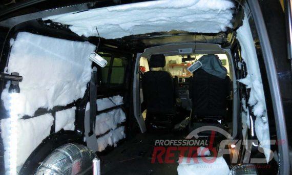 transporter-3 stage insulation
