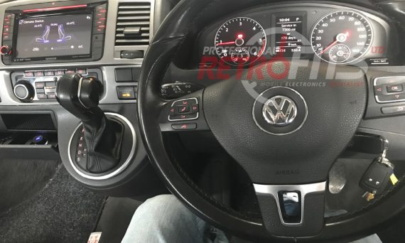 vw transporter-t5.1-multifunction-buttons
