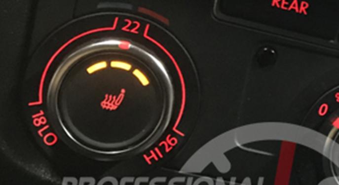 VW Transporter Heated Seats – Professional VW Conversions
