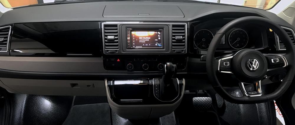 T6 Caravelle Comfort Dash Upgrade