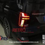 VW T6.1 LED Taillights for T6 van