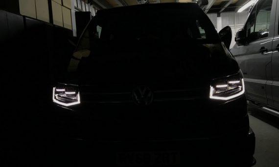 vw t6 led headlights retrofit
