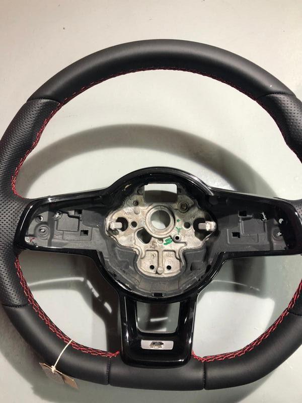 vw transporter Rline flat bottom steering wheel