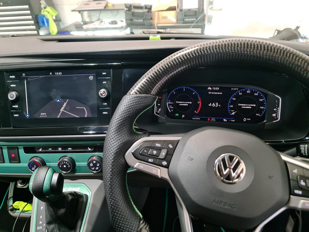 vw t6.1 virtual cockpit retrofit