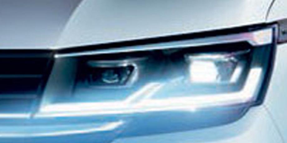 vw t61 led headlights retrofit