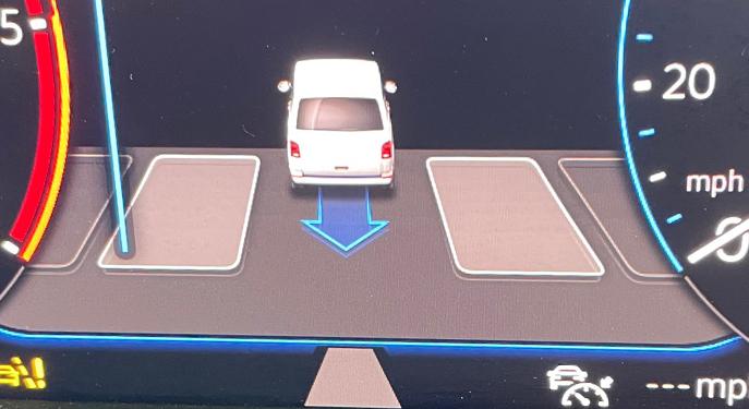 Parking-assist-retrofit-VW-T6