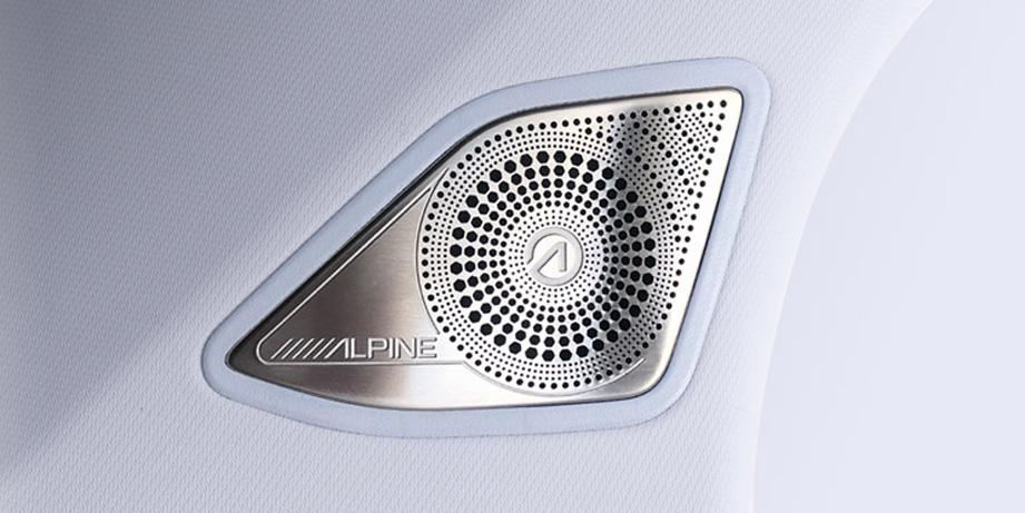 Alpine SPC-106T61 – 16,5 cm Component Speaker System for Volkswagen T6.1